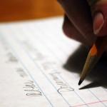 右上がりの字を書く人の性格